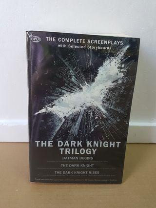 The Dark Knight Trilogy Screenplay