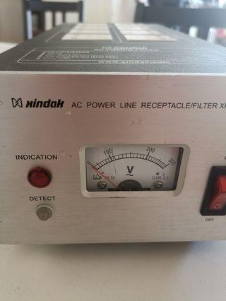🚚 Xindak Power Conditioner