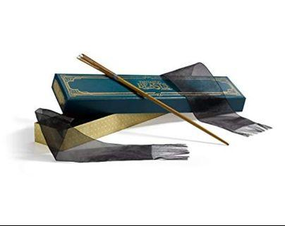 The Wand of Newt Scamander with Collector's Box - Fantastic Beasts and Where to Find Them