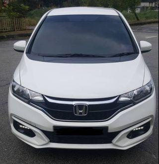 HONDA JAZZ 1.5 E SPEC