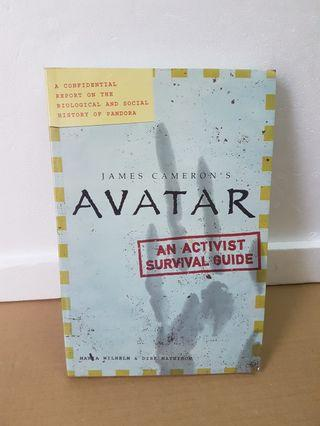 Avatar, An Activist Survival Guide Artbook