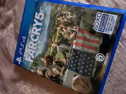 PS4 Game: Far Cry 5