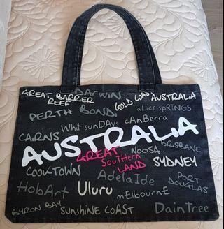 Creative Art Australia Tote Bag