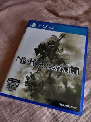 PS4 Game: Nier Automata