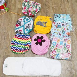 🚚 Bundle of Cloth Diapers to Destash