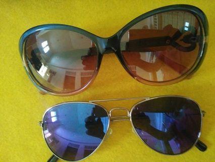 Sunglasses set pria & wanita