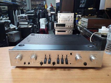 Ku luxman pre amplifier solid state