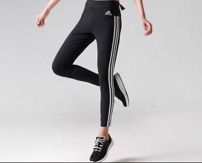 Adidad Leggings 緊身褲 運動褲