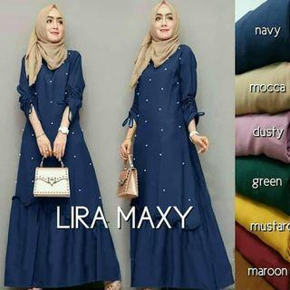 Lira dress muslimah