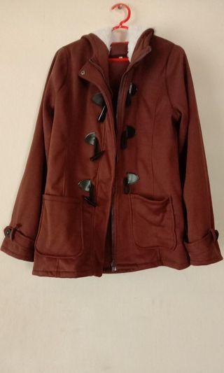 Winter Sweater dark brown
