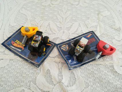Hot Wheels Monster Jam Mystery Trucks Lot