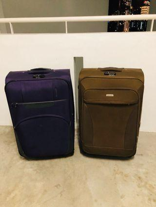 """Cheap 28"""" luggage bag travel suitcase"""