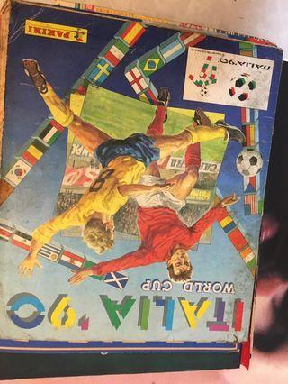 90、94,世界杯集圖冊