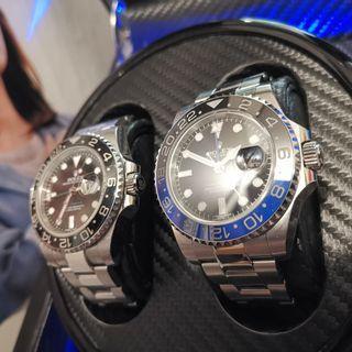 勞力士 黑水鬼 GMT 116610 116710 錶面保護貼 高清 超滑