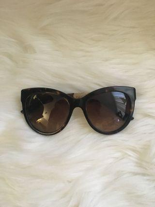 Authentic Dolce and Gabanna cat eye sunglasses