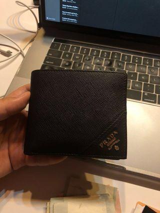 🚚 Reduced price! Prada Saffiano Wallet