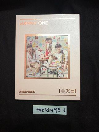 [WTS] WANNAONE TRIPLE POSITION