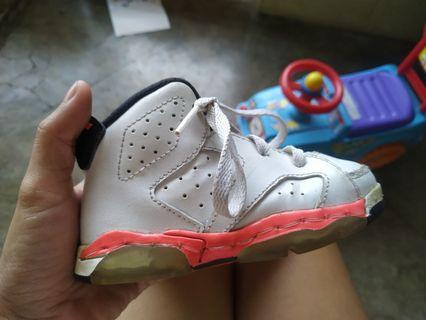 new styles 5939b 7c2c2 Nike Jordan 6 Infrared White