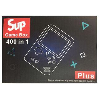 $69 Sub Game Box 400 in 1, 400和1遊戲機,#game #TV #Console #Wholesale #Dropship -Digital game system 3.0 inch super wide LCD -Console X1 -AV Cable X1 -DC Cable X1 -User Manual X1
