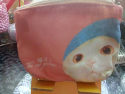 🚚 貓公主小零錢包