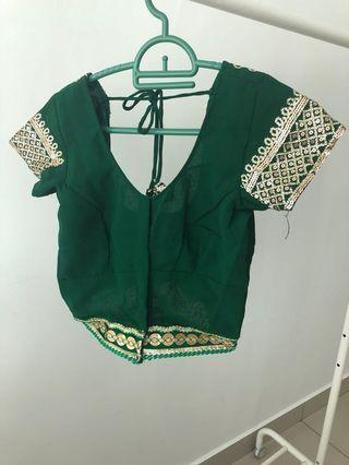Ready made saree