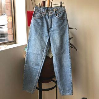 Vintage Levi's 550 tapered fit