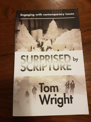 🚚 Surprised by Scripture (by Tom Wright)