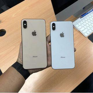 IPHONE XS MAX SECONDHAND