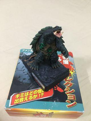 FURUTA • Gamera Movies Diorama Figure - Battle Damaged