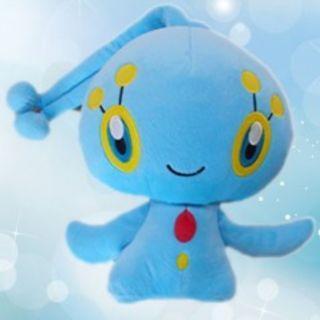 Pokemon Focus - Big Plushy - Manaphy - 26cm