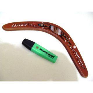 boomerang 回力刀 澳洲手信
