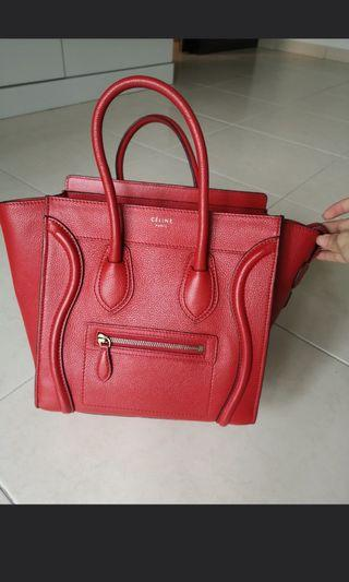 🚚 Celine mirco luggage bag