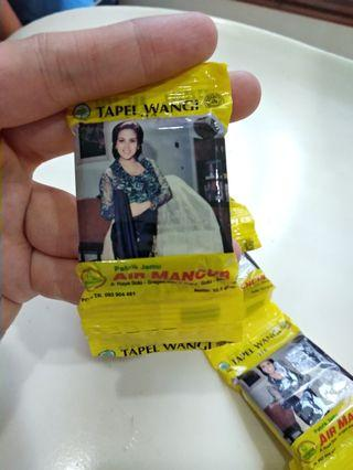 9 PCS TAPEL WANGI AIR MANCUR 10 GR