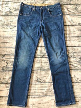 LEVIS 511 w34 牛仔褲 Levis #71