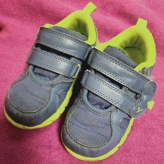 🚚 廸卡儂男童球鞋休閒鞋腳長15.5公分