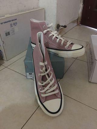 NEW!! Evenstar High Cut Pink Sneaker