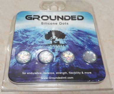 GROUNDED Silicone Dot