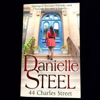 44 Charles Street by Danielle Steel (women fiction book)