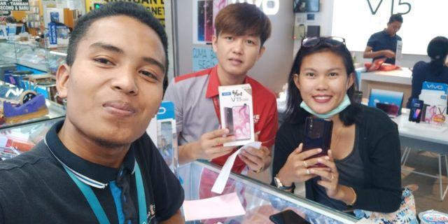 Kredit Hp Vivo V15 Pro Tanpa CC Promo Bunga 0%