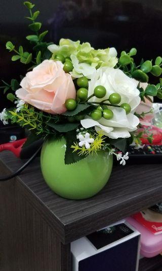 [婚禮用] 絲花裝飾
