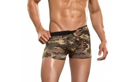 New Boxed Butter Soft Fabric Camouflaged M/L
