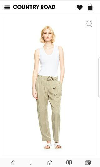 COUNTRY ROAD tencel pant