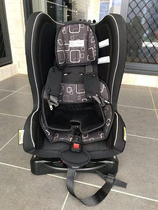 Infasecure car seat. Ages 0-4