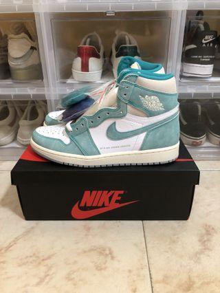 Nike Air Jordan 1 Turbo Green US9