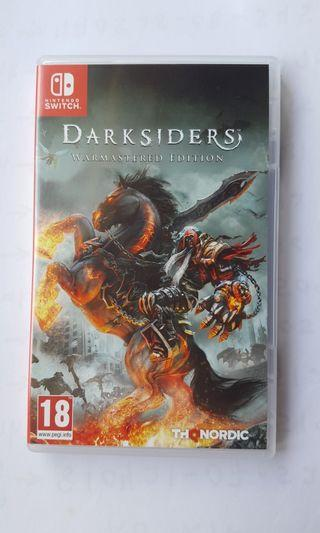First Come First Served DarksiderS Warmastered Edition.