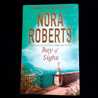 Bay of Sighs by Nora Roberts (romance novel book)