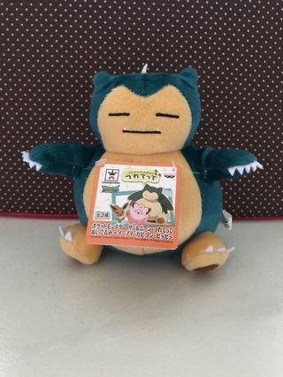 Snorlax Small Soft Toy