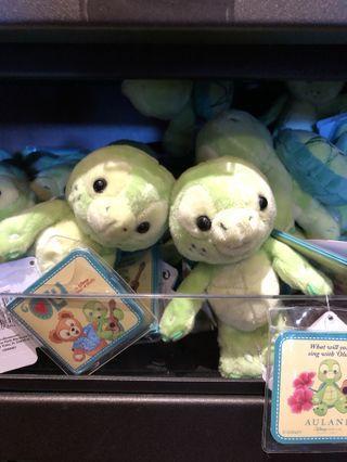 《美國夏威夷迪士尼限定代購》Disney Duffy friend Olu小海龜磁石公仔