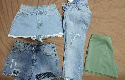 Denim Jeans and Pants for Sales