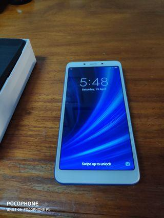 Xiaomi Redmi6A 2/16 Gb in very good condition no issues